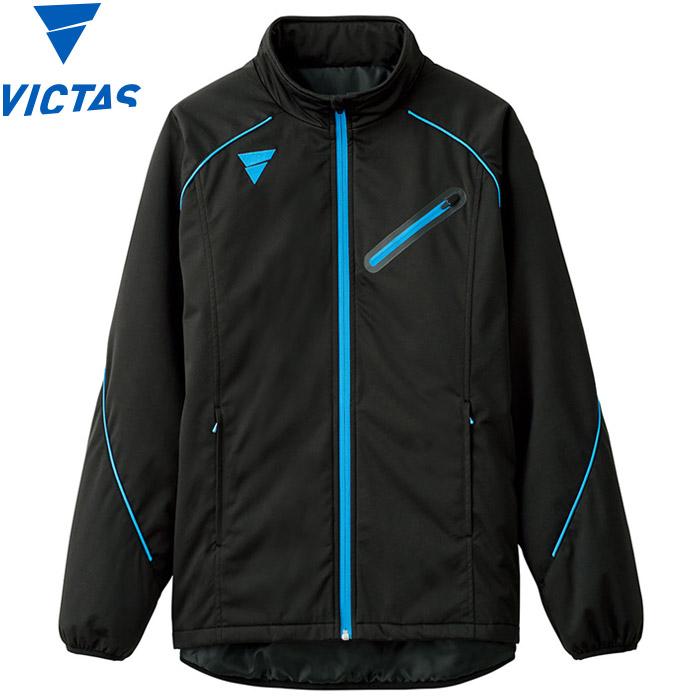 ヴィクタス 卓球 ウォーマージャケット V-WJ804 メンズ レディース 033159-0020