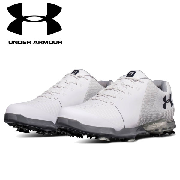 ed1fad06347d36 FZONE  Under Armour golf shoes men peace 2 E fitting 3020801 18SS ...