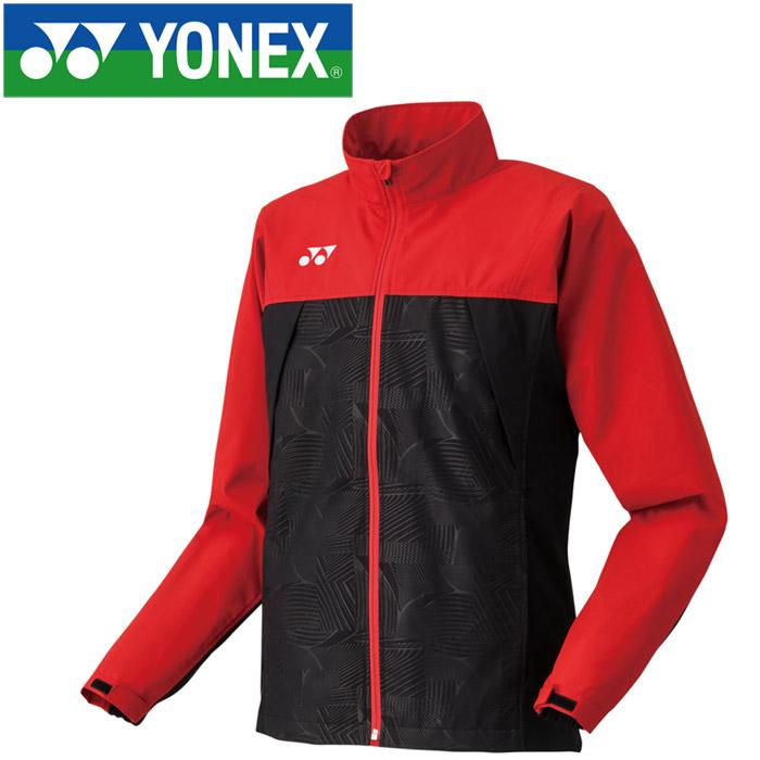 【2枚までメール便対応】ヨネックス テニス ウォームアップシャツ メンズ 50072-007【規定の数量以上から宅配便で発送(送料加算)】