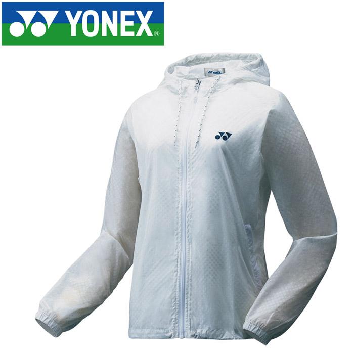 ヨネックス テニス ウォームアップパーカー レディース 57041-308