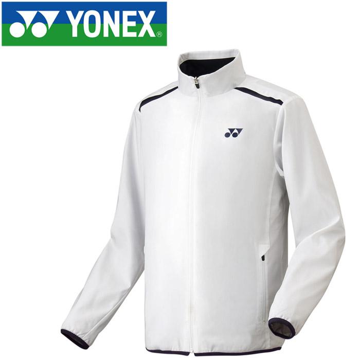 ヨネックス テニス UNI ウラジツキウィンドウォーマシャツ メンズ レディース 70054-011