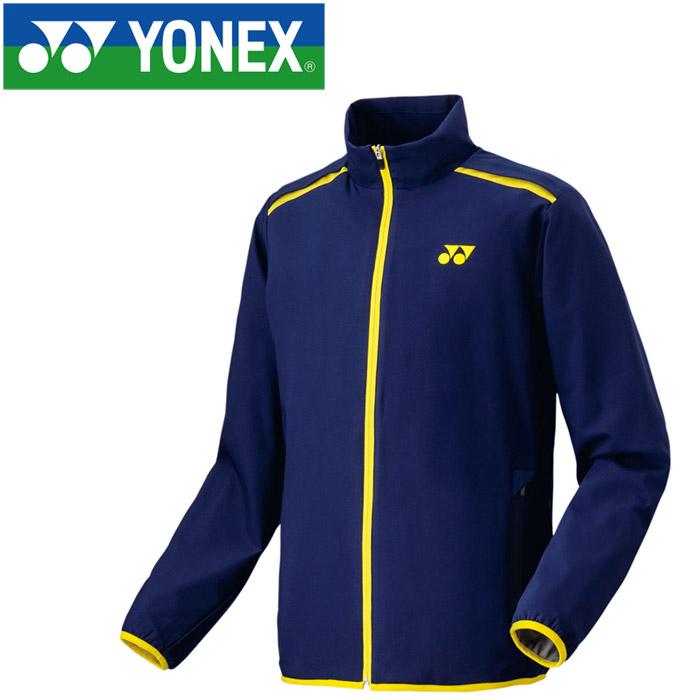 ヨネックス テニス UNI ウラジツキウィンドウォーマシャツ メンズ レディース 70054-240