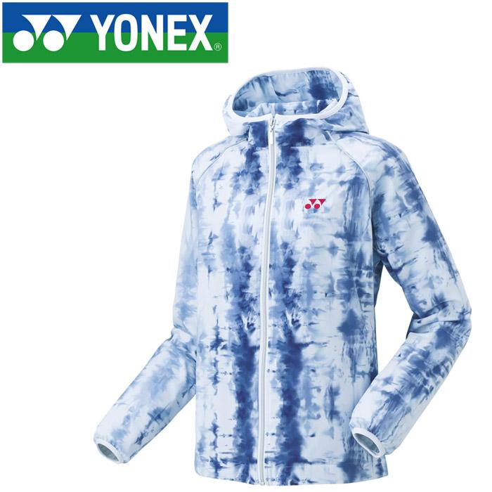 ヨネックス テニス ウィンドウォーマーフードシャツ レディース 78050-002