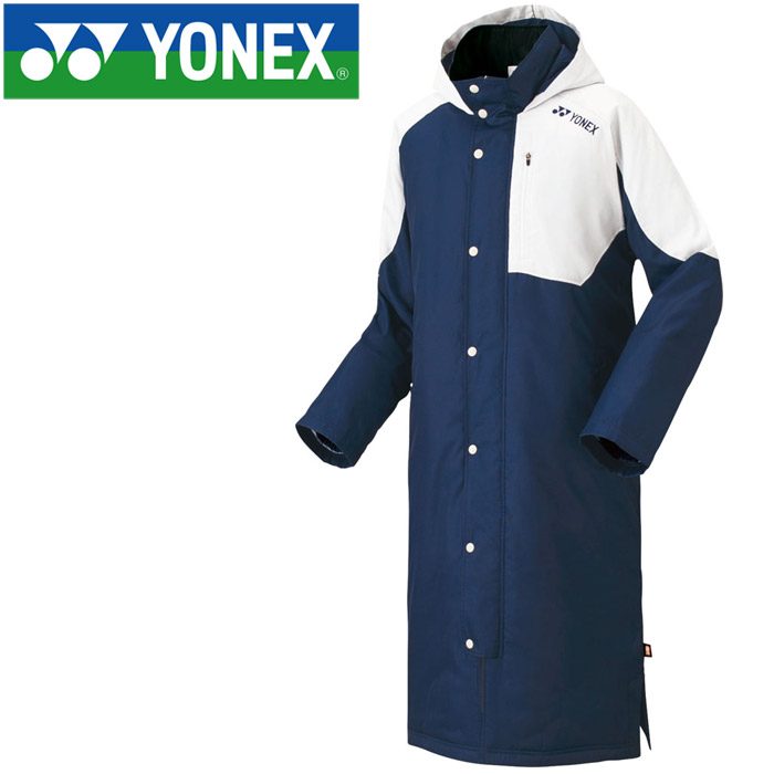 ヨネックス テニス UNI ベンチコート メンズ レディース 90043-019