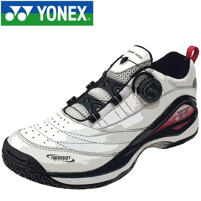 ヨネックス パワークッションコンフォートWD2GC テニスシューズ メンズ レディース SHTCWD2G-114