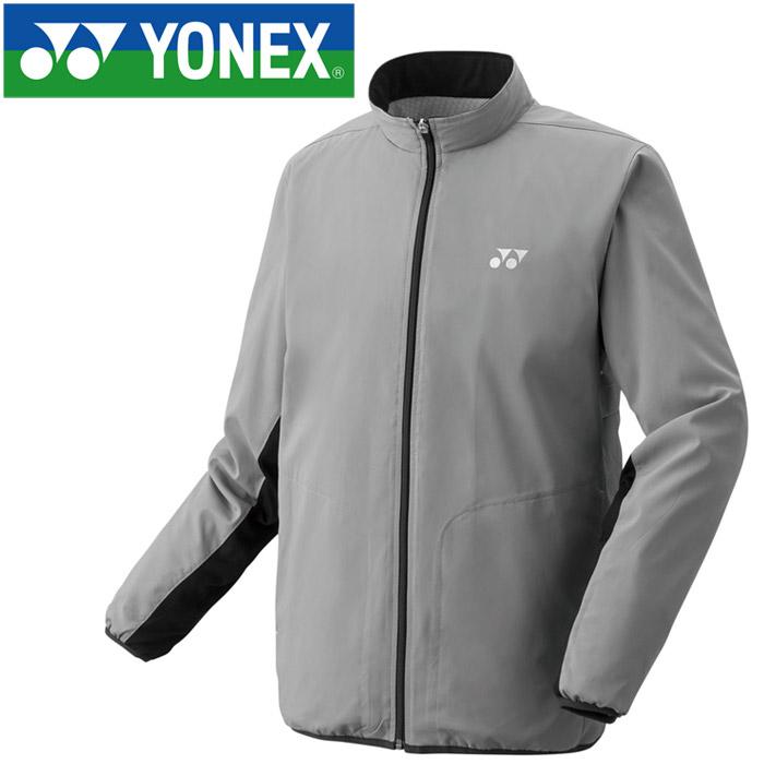 ヨネックス ユニ裏地付ウィンドウォーマーシャツ メンズ レディース 70059-010