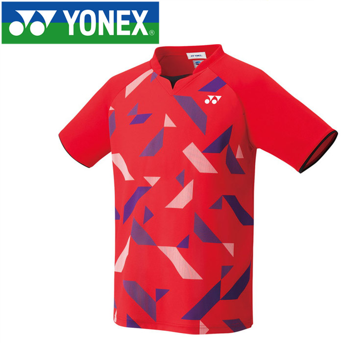 ヨネックス テニス ゲームシャツ フィットスタイル メンズ レディース 10315-496