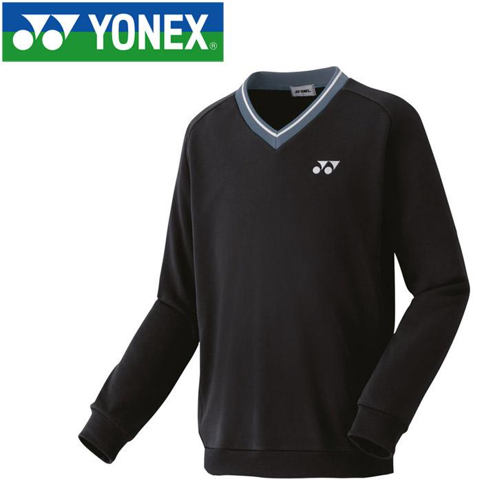 ヨネックス テニス 厚手トレーナー メンズ レディース 32026-007