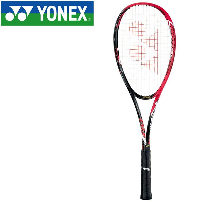 ヨネックス ナノフォース8Vレブ ソフトテニス 軟式テニスラケット フレームのみ NF8VR-596