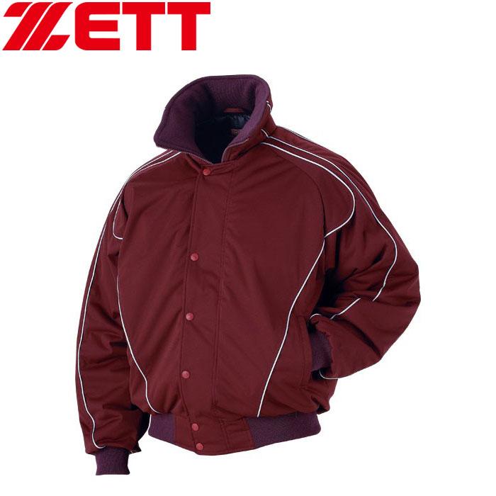 ゼット グラウンドコート ジャケット メンズ 野球 BOG401-6800