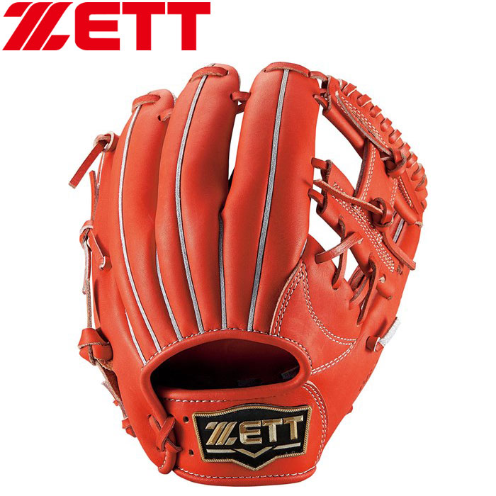ゼット ネオステイタス 硬式グラブ オールラウンド用 ジュニア 野球 BPGB25610-5800