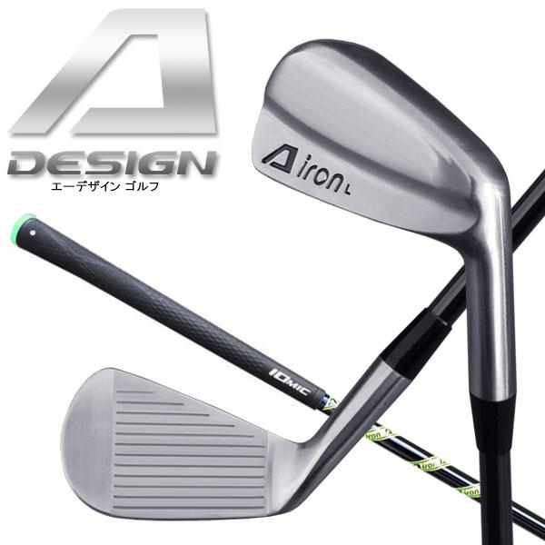 Aデザインゴルフ Aアイアン・エル A DESIGN GOLF Airon L スイング練習器 tksi 【あす楽対応】