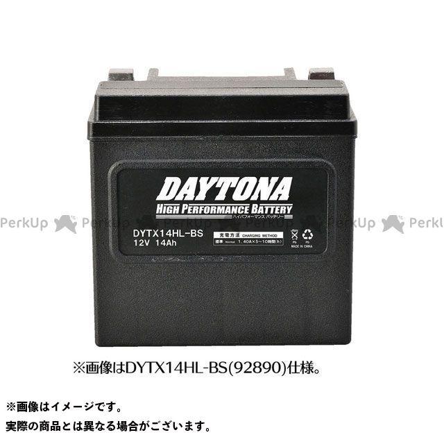デイトナ ハーレー汎用 バッテリー関連パーツ メンテナンスフリー(MF)バッテリー ハーレーダビッドソン用 DYTX30HL-BS