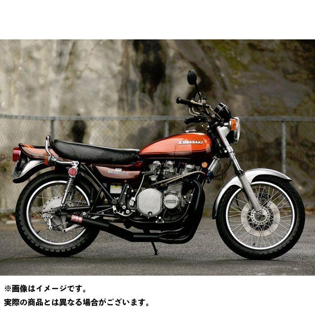 ツキギ Z1・900スーパー4 Z2・750ロードスター Z1/Z2 Origin 直管マフラータイプ インナーバッフル:φ35 月木レーシング
