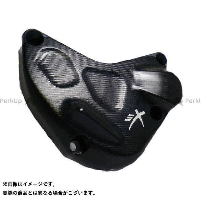 エクストリームコンポーネンツ YZF-R1 ドレスアップ・カバー アルミプロテクション ピックアップカバー(ブラック)