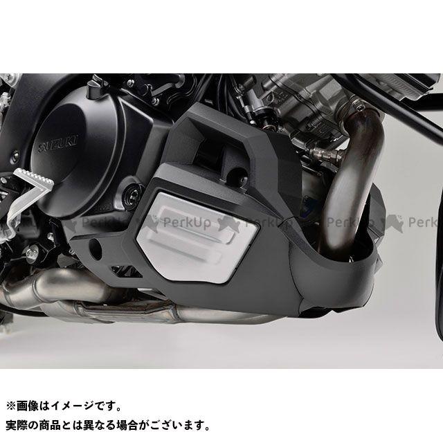 送料無料 EUスズキ Vストローム1000 カウル・エアロ V-Strom1000(2014-) アンダーカウル エンジンスポイラー