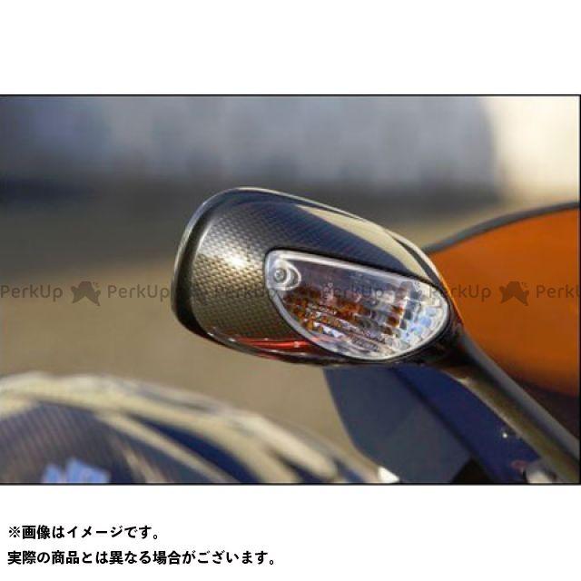 EUスズキ GSX-R1000 GSX-R600 GSX-R750 ミラー関連パーツ Mirror cover GSX-R600/750(06-10)/GSX-R1000(05-08)