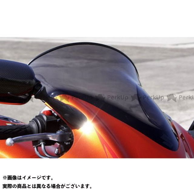 EUスズキ 隼 ハヤブサ ツーリングシールド クリアーwith the GOP GSX1300R Hayabusa(08-11) EU SUZUKI