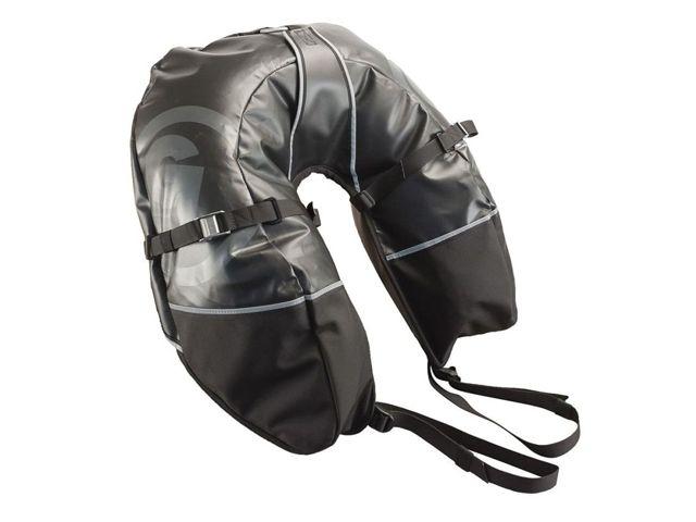 Giant Loop ジャイアントループ ツーリング用バッグ サドルバッグ 「Coyote」 2013モデル ブラック