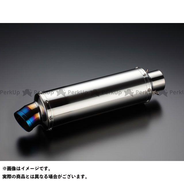 ビームス 汎用 汎用サイレンサー φ100×300mm(GPテール) サイレンサー:チタンソリッド 差込径:φ60.5 BEAMS