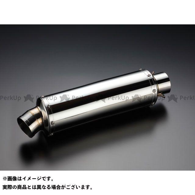 ビームス 汎用 汎用サイレンサー φ100×300mm(GPテール) サイレンサー:ステンレス 差込径:φ60.5 BEAMS