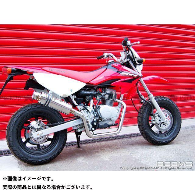 ビームス XR50モタード SS300 マフラー サイレンサー:ソニック BEAMS