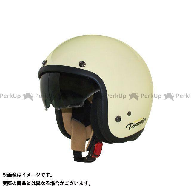 送料無料 ダムトラ ダムトラックス レディース・キッズヘルメット ヘルメット AIR MATERIAL(パールアイボリー) キッズ/54-56cm
