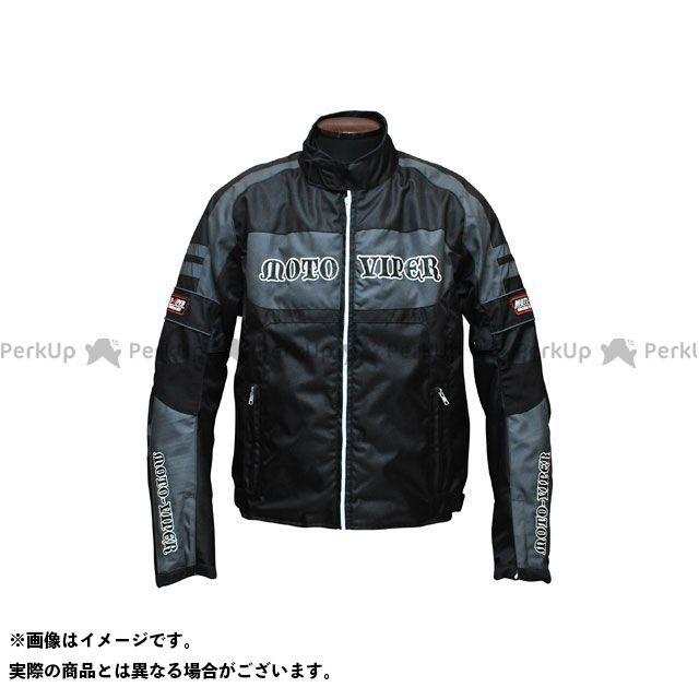 moto-VIPER MV-13 GAL-NE WINTER JACKET カラー:ガンメタ×ブラック サイズ:M モトバイパー