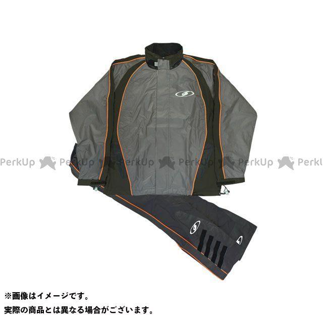 seal's 2016-2017秋冬モデル SLR-506 RAIN SUIT ブラック L シールズ