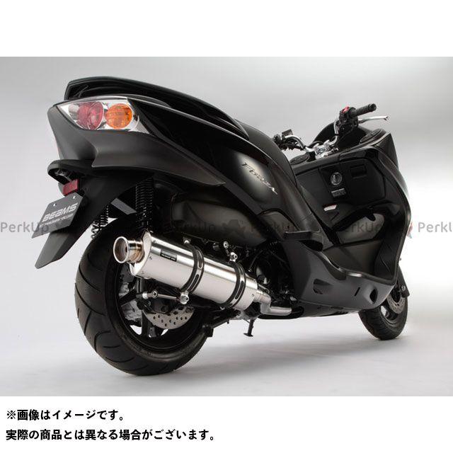 ビームス フォルツァX フォルツァZ マフラー本体 ST-OVAL SP(JMCA認定) マフラー ステンレス
