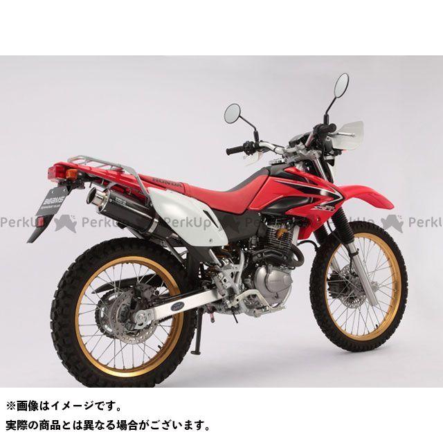 ビームス XR230 XR230モタード SS300 スリップオンマフラー カーボン BEAMS
