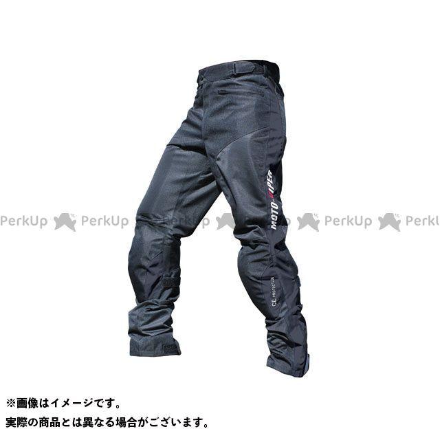 送料無料 moto-VIPER モトバイパー パンツ 2016春夏モデル MV-25 GAL-SP MESH PANTS ブラック LL