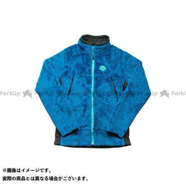 【エントリーで更にP5倍】TRICEPUOT TCP-0101 マイクロボアフリースジャケット カラー:ブルー サイズ:L トリケプート