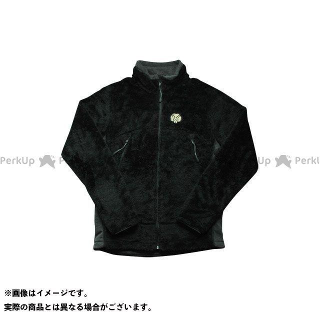 【エントリーで更にP5倍】TRICEPUOT TCP-0101 マイクロボアフリースジャケット カラー:ブラック サイズ:M トリケプート