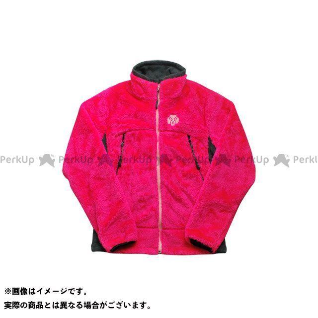 【エントリーで更にP5倍】TRICEPUOT TCP-0102 マイクロボアフリースジャケット カラー:ピンク サイズ:WS トリケプート