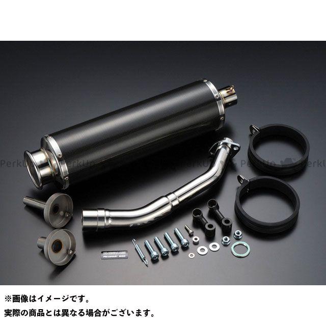 ビームス グランドマジェスティ250 SS400 マフラー サイレンサー:カーボンII BEAMS