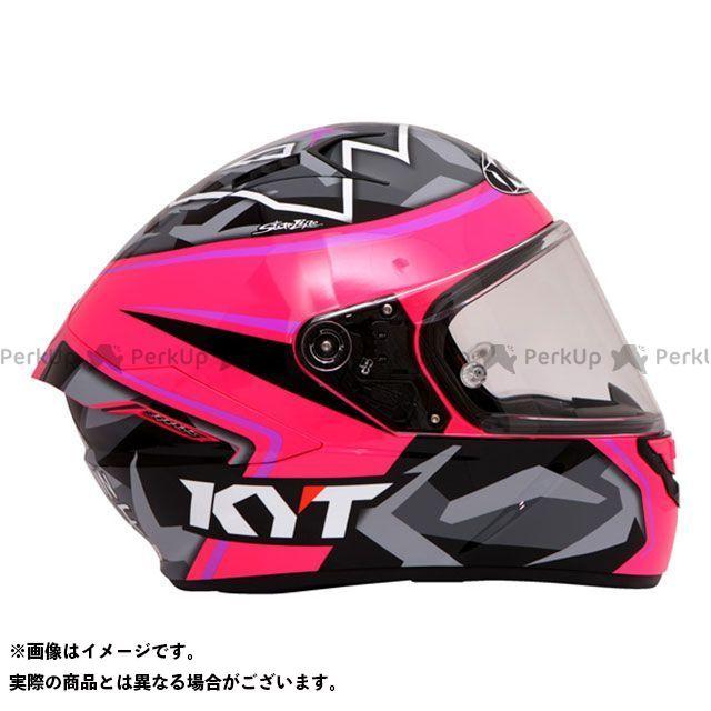 送料無料 KYT ケーワイティー フルフェイスヘルメット NFR エスパルガロ レプリカ 2017 フクシャ(赤紫) M