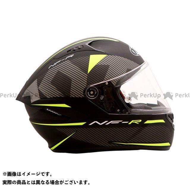送料無料 KYT ケーワイティー フルフェイスヘルメット NFR ロゴマットイエロー L