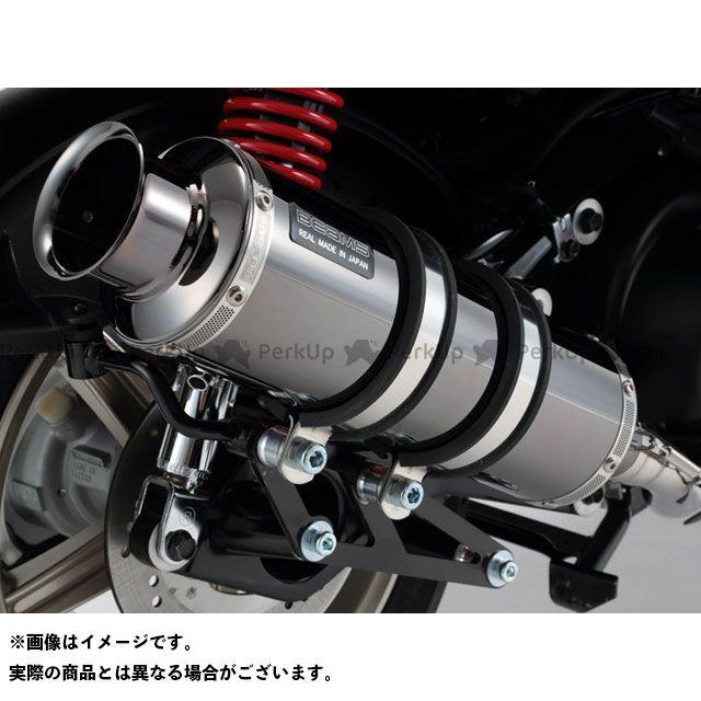 ビームス シグナスX SR SS300 SP(JMCA認定) マフラー SMB(スーパーメタルブラック) BEAMS