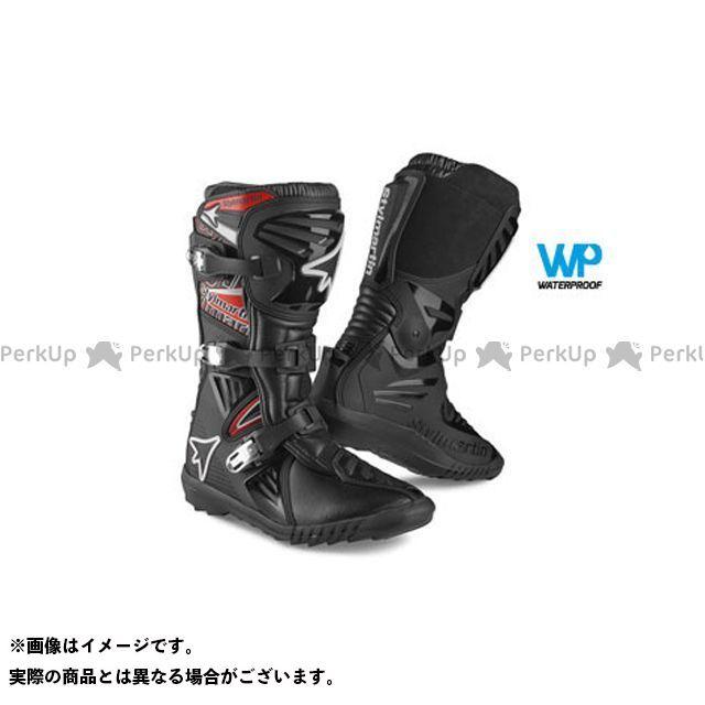【エントリーで更にP5倍】stylmartin OFFROAD シリーズ VIPER MX カラー:ブラック サイズ:45 スティルマーチン