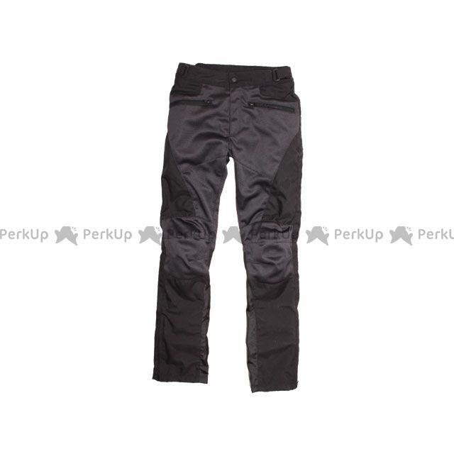 送料無料 DEGNER デグナー パンツ 【特価品】 9SNP-7 メンズメッシュナイロンパンツ(ブラック) XL