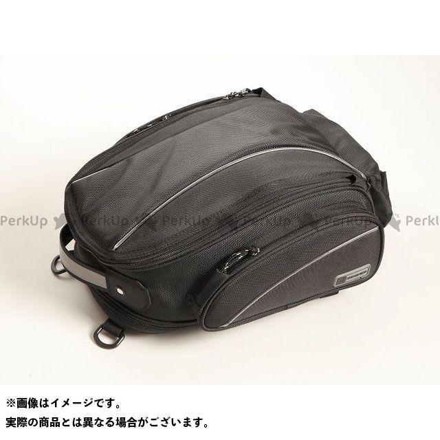 デグナー DEGNER 信託 ツーリング用バッグ ふるさと割 ツーリング用品 アジャスターシートバッグ NB-119 カラー:ブラック 無料雑誌付き