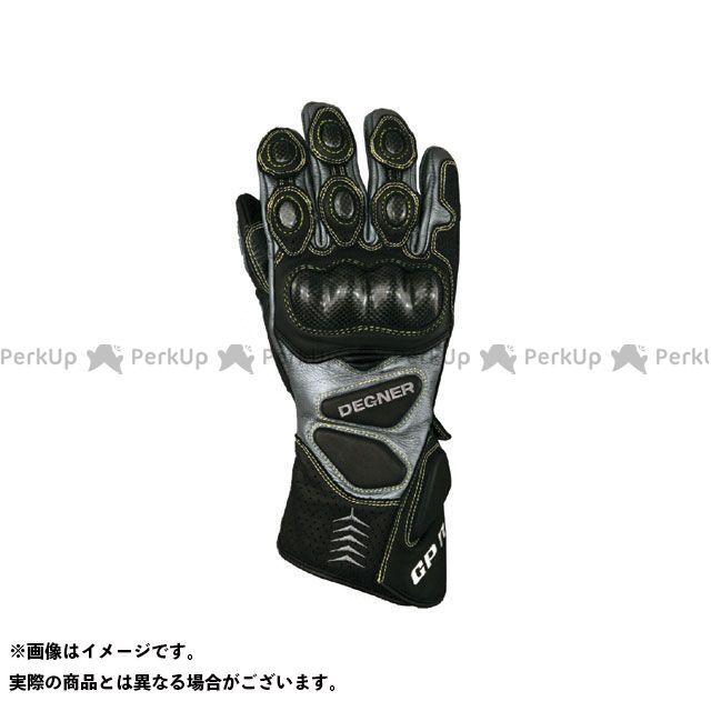 DEGNER 【特価品】 RG-9 レーシンググローブ マグナムブラック M メーカー在庫あり デグナー