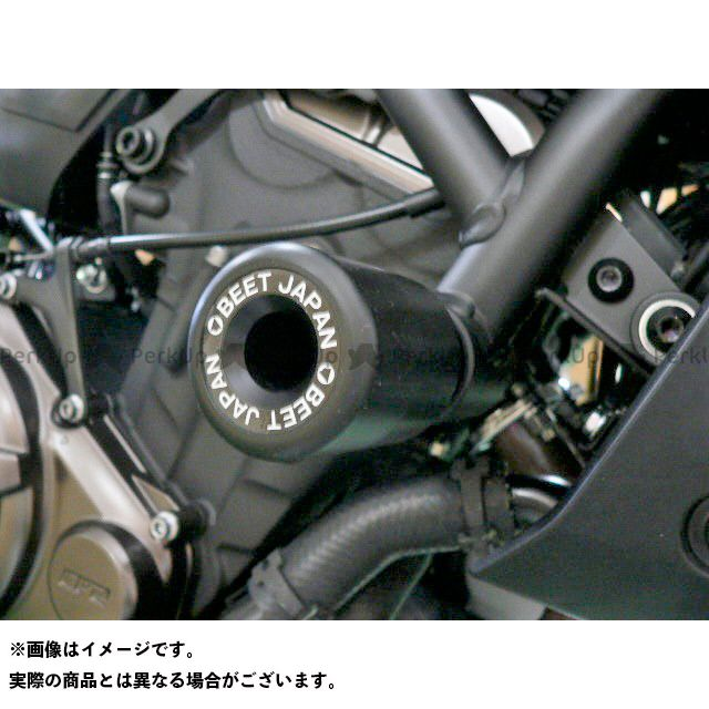 BEET MT-07 マシンプロテクターセット(ブラック) ビートジャパン