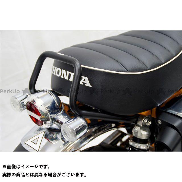 Gクラフト モンキー125 グラブバー(ブラック)