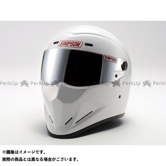 シンプソン SIMPSON フルフェイスヘルメット DIAMONDBACK(ホワイト) 58