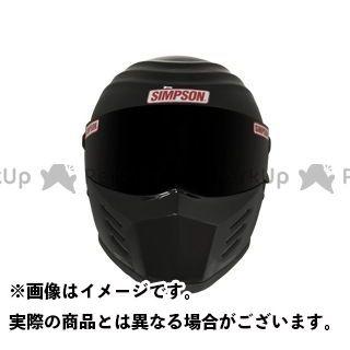 シンプソン SIMPSON フルフェイスヘルメット OUTLAW ブラック 61(7-5/8)