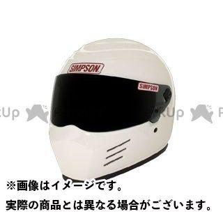 シンプソン SIMPSON フルフェイスヘルメット OUTLAW ホワイト 58(7-1/4)