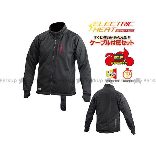 送料無料 コミネ KOMINE 電熱ウェア・防寒用品 2018-2019秋冬モデル EK-106 エレクトリックインナージャケット12V L