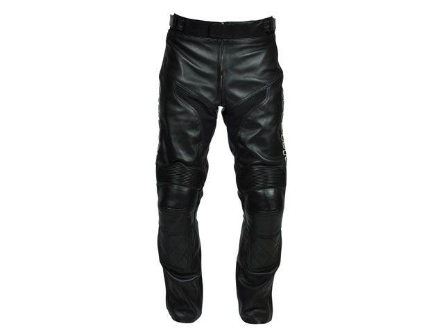 送料無料 シンプソン SIMPSON パンツ SLP-3111 Leather Pants(ブラック) L